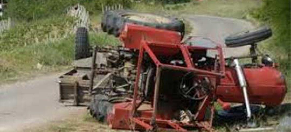 Загина тракторист во кумановско