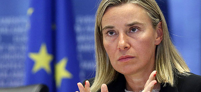 Могерини ги очекува актуелните премиери на шесте балкански држави во Брисел