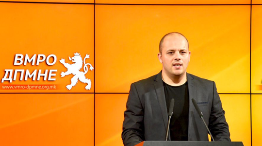 ВМРО ДПМНЕ  Најважно е што има гаранции и се деблокираат процесите
