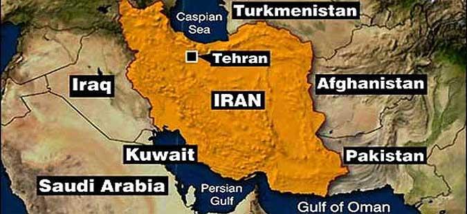 Хронологија на земјотреси во Иран