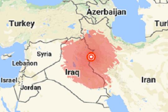 Над 440 луѓе загинаа во земјотресот во иранската провинција Керманшах