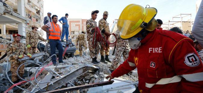 Најмалку 407 загинати при земјотресот во реонот на ирачко иранската граница