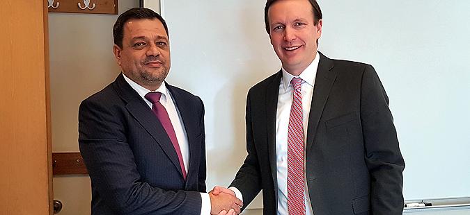 Анѓушев во Вашингтон  Инвеститорите од Америка се добредојдени во Македонија
