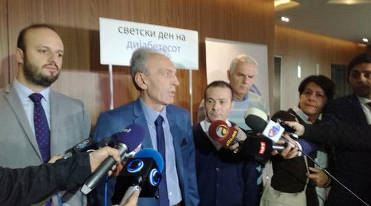 Околу 190 илјади луѓе во Македонија имаат дијабетес