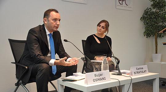 Османи  Имплементацијата на Планот 3 6 9 води кон преговори за членство во ЕУ