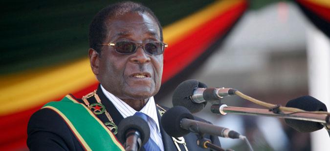 Претседателот на Зимбабве поднесе оставка