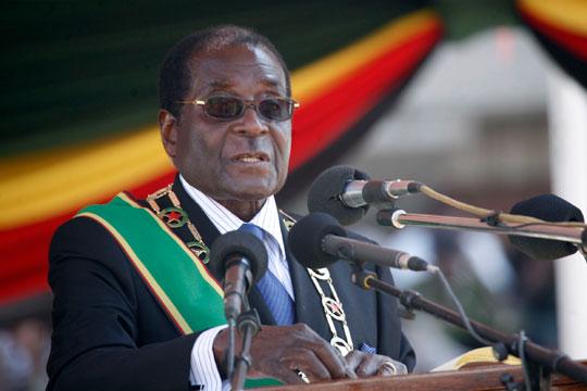 Роберт Мугабе   светски рекордер по должина на претседателски стаж