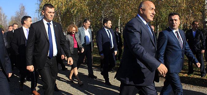 Борисов  Коридорот 8 е приоритет на Бугарија во регионот