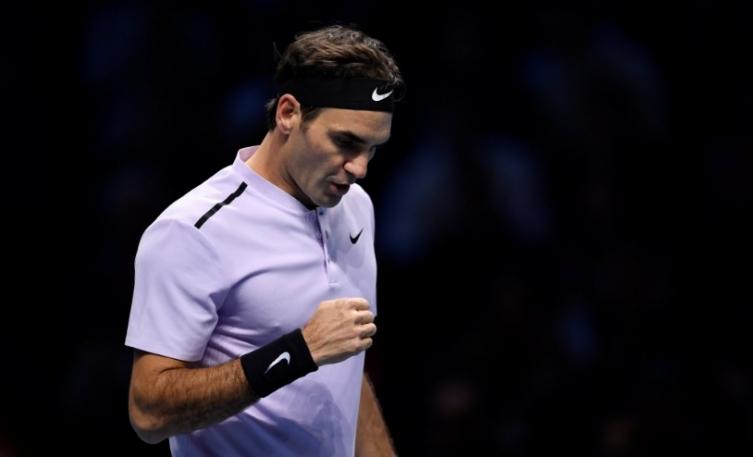 Федерер го совлада Сок на стартот од завршниот мастерс