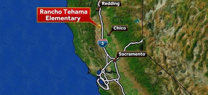 Најмалку три лица загинаа во вооружен инцидент во Калифорнија
