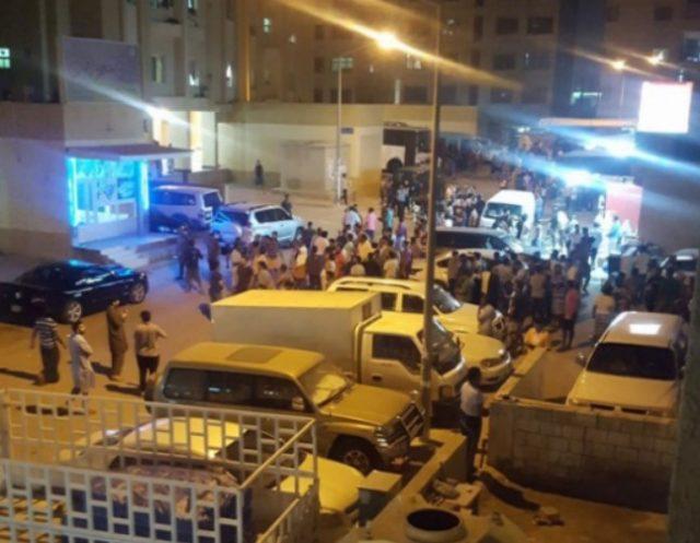 Видео од вечерашниот страшен земјотрес од 7 3 степени   хаос на улиците