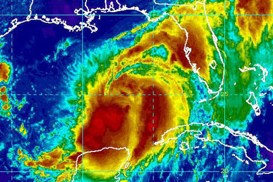 Бурата Офелија прерасна во ураган