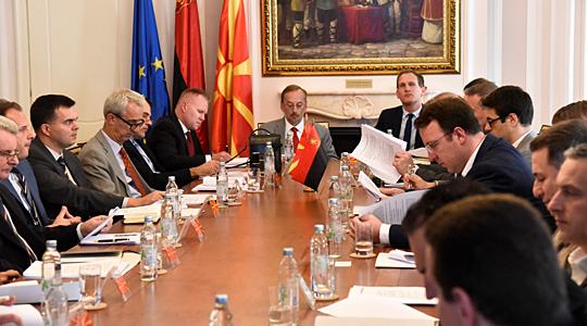 ВМРО ДПМНЕ  Изборите мора да бидат спроведени по највисоките стандарди