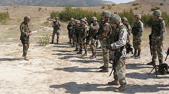 Трагедија во македонската армија  Почина професионален војник по гаснење пожар на Криволак