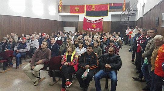 Франгов  Активирање на нова индустриска зона во Негорци