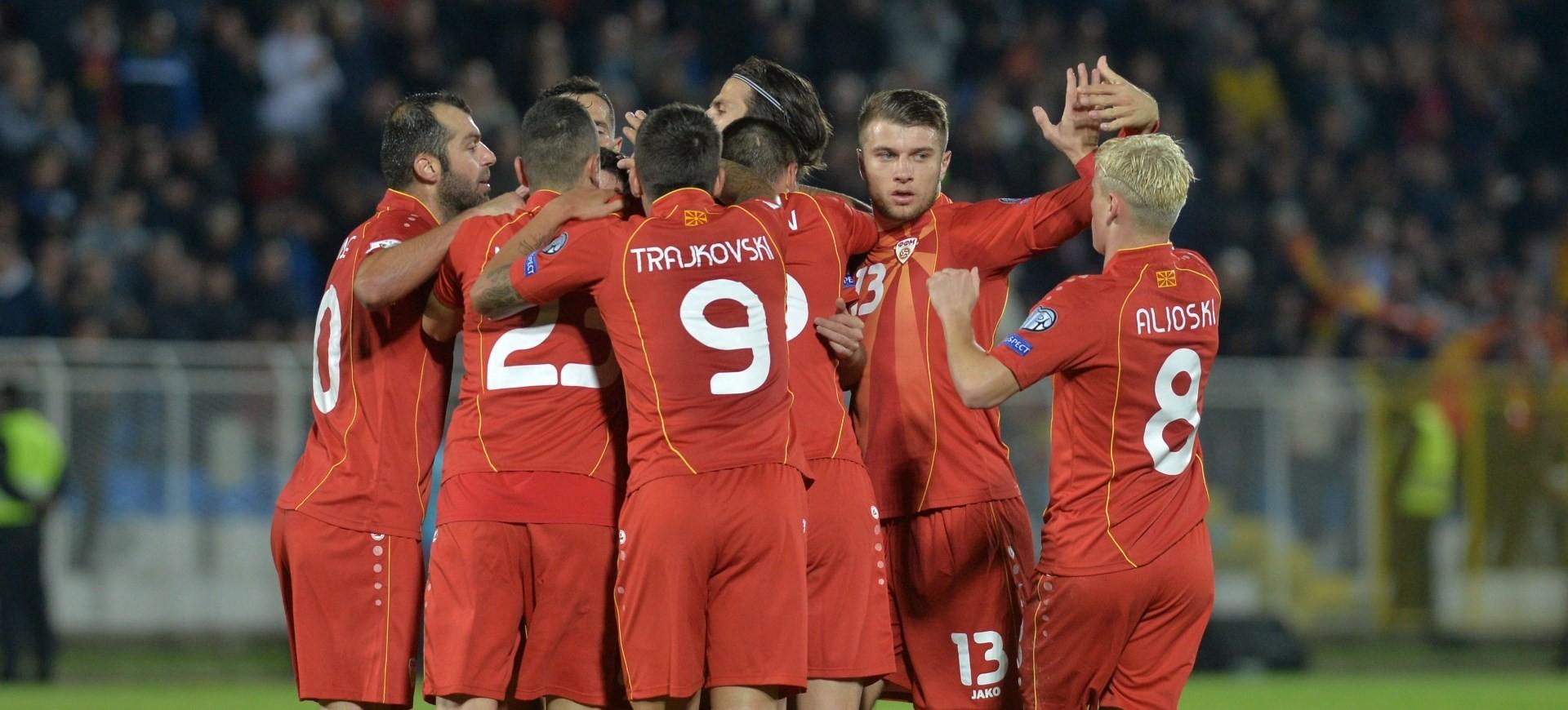 Скок на Македонија на 85 место на ФИФА ранг листата