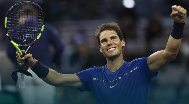 Мастерс   Шангај  Без проблеми за Надал и Федерер