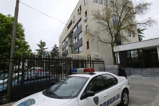МВР го достави Известувањето за Бошкоски и Грујевски до Министерството за правда