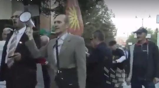 Иванов не го прими барањето за одземање на мандатот на Заев