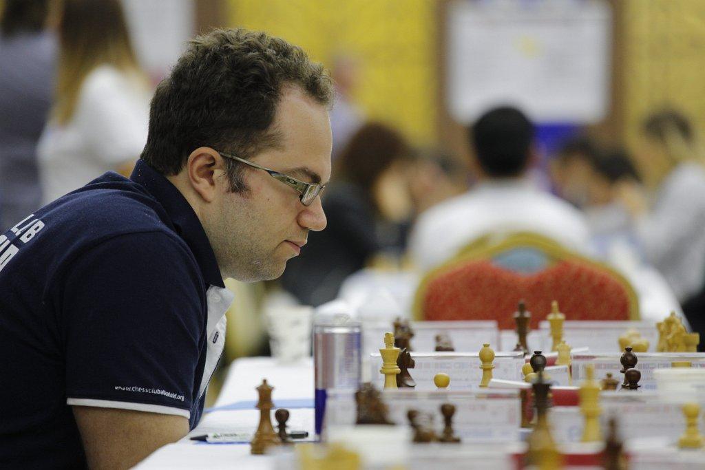 ЕКК  Алкалиод против Падова  Гамбит Асеко на мегдан со Баја Маре во 5 коло