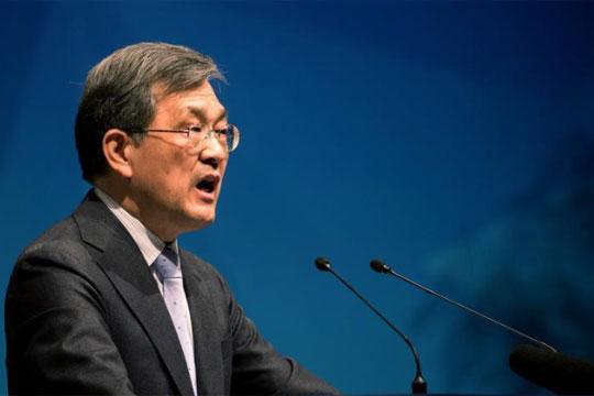 Генералниот директор на Самсунг поднесе оставка