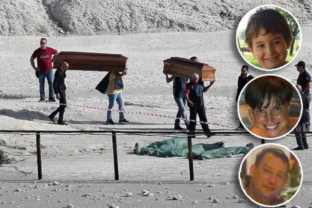 Ужасна семејна трагедија  Пред очите на дете  7  исчезна целото негово семејство   плачел и довикувал помош
