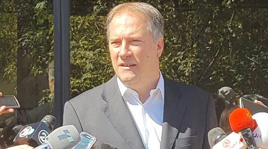 Жерновски потврди дека нема да се кандидира за градоначалник на Центар