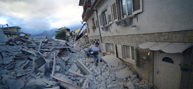 ЕУ ќе одвои 1 2 милијарди евра помош за Италија по земјотресите