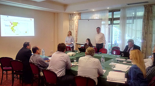 Во Охрид промовирана регионална  ИноПлатформа  за зајакнување на конкурентноста и иновативноста на компаниите