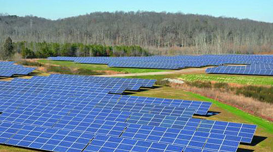 Ќе се градат фотоволтаични електрани од околу 30 до 40 мегавати