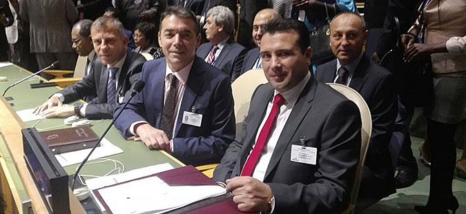 Продолжува посетата на премиерот Зоран Заев на САД