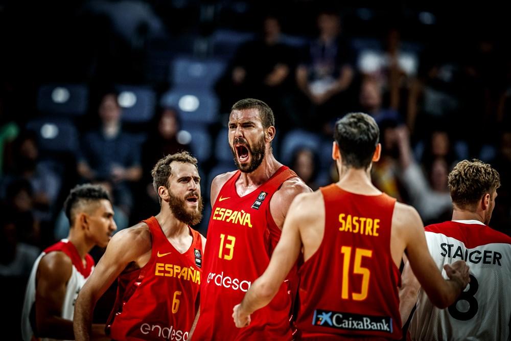 Евробаскет 2017  Шпанија во полуфинале