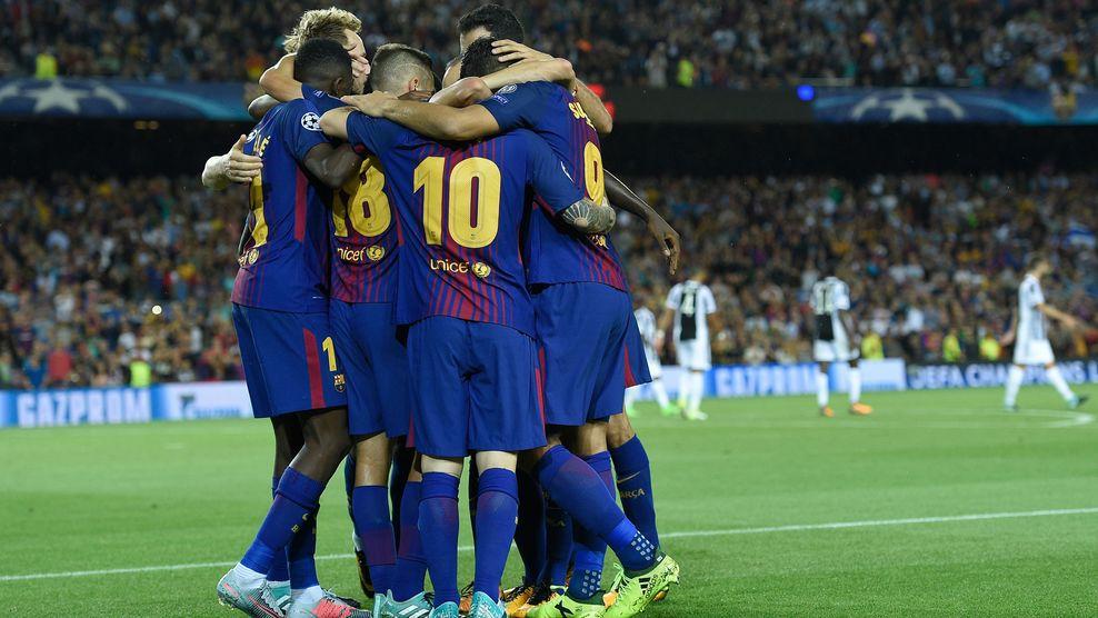 ЛШ  Барселона убедлива против Јувентус
