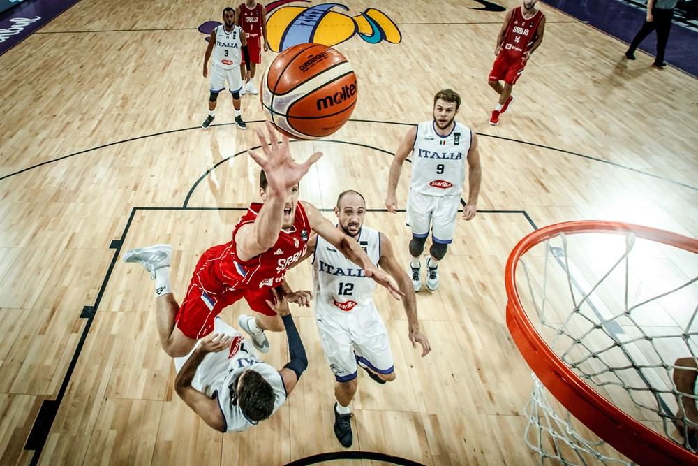 Евробаскет 2017  Србија последен полуфиналист