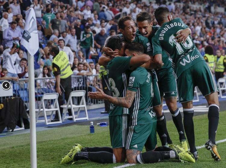 Нема гол  нема рекорд  пораз на Реал Мадрид од Бетис