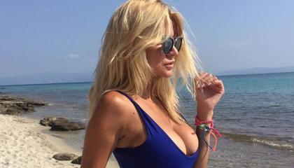 Најдоброто го остави за крај  Марјана објави провокативни фотографии на Инстаграм