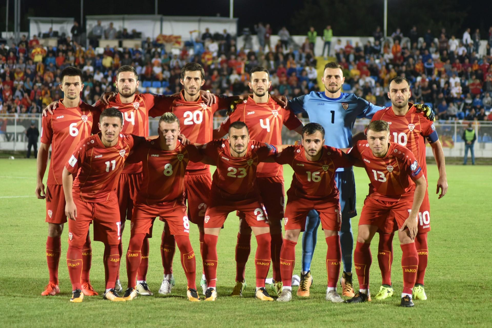 Македонија се искачи на 103 место на ФИФА ранг листата