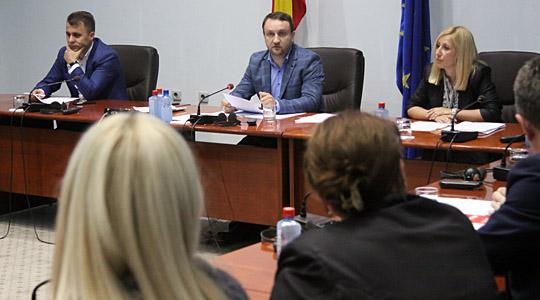 Прифатени седум амандмани на ВМРО ДПМНЕ за Законот за судови и осум за Законот за Судски совет