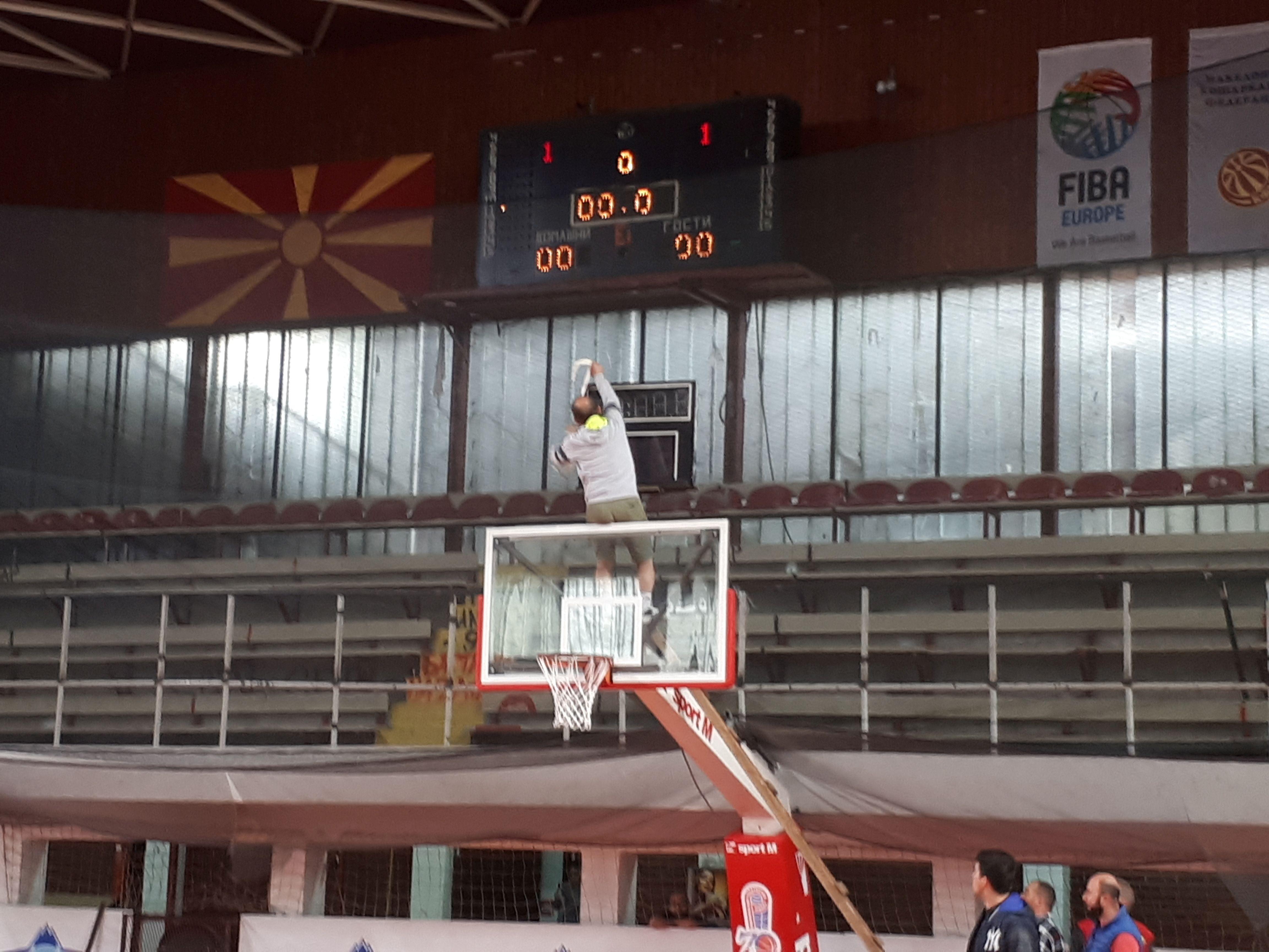 Неизвесно одигрувањето на дербито Работнички   МЗТ Скопје