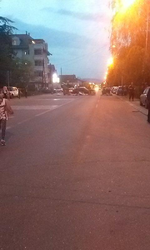 Несреќа во скопско Ѓорче   прегазено 10  годишно дете  нема информации за неговата состојба