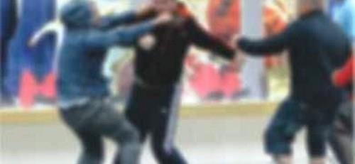 Скопските улици како сцени од насилни видео игри   викендов рекорден број на тепачки и повредени