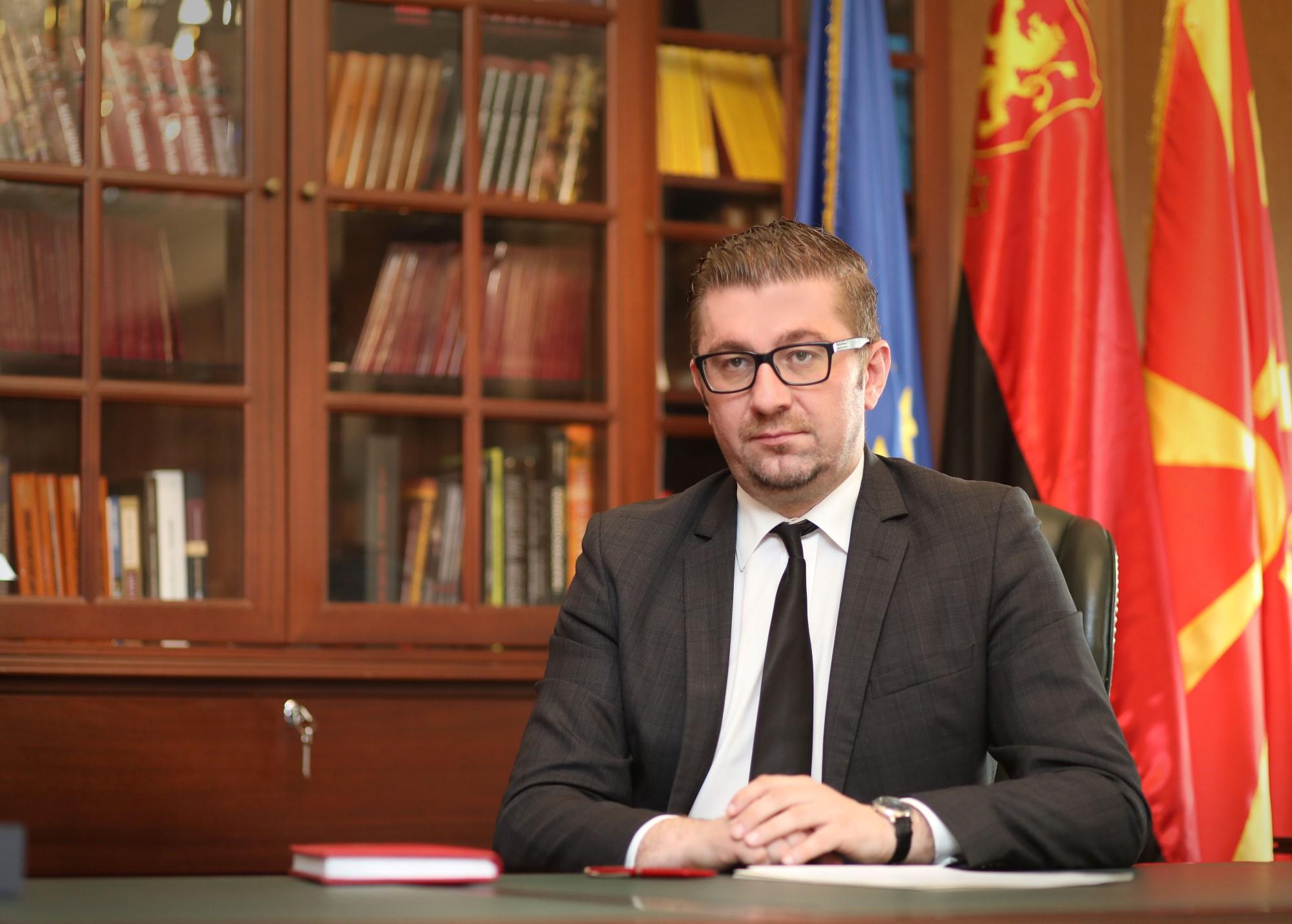 Мицкоски во интервју за Република  Македонија доби криминален картел на власт