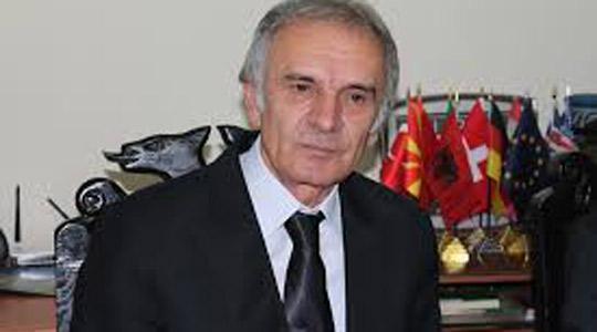 Амбасадорот Карајанов на проштална средба кај албанскиот претседател Мета