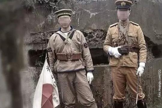 Кинези завршија во затвор поради јапонски униформи