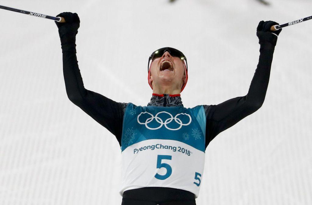 ЗОИ 2018  Френцел го одбрани златниот медал во нордиска комбинација