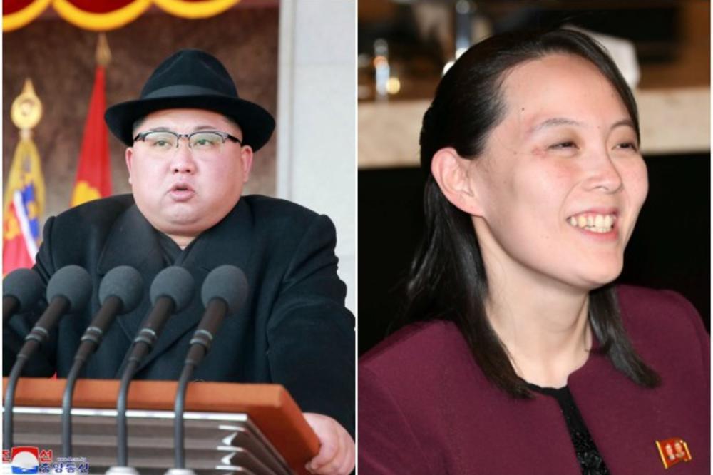 Еве што и кажа Ким на неговата сестра кога се врати од Јужна Кореја  Обраќањето на лидерот го шокираше светот