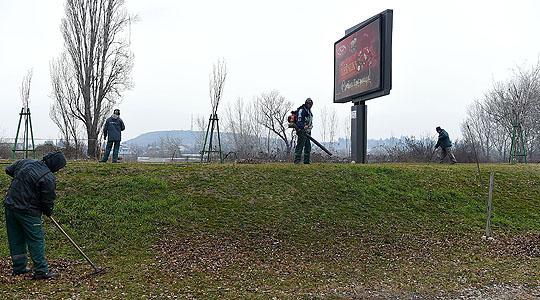 Големата акција за чистење на Скопје продолжува во Карпош