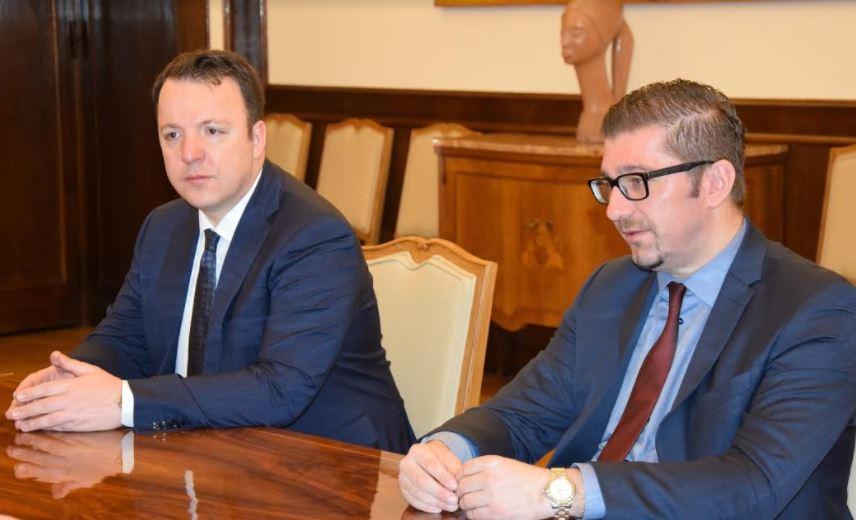 Мицкоски Вучиќ  Иднината на Балканот е во прогресивните политичари кои умеат да ги заштитат државните интереси и да придонесат за градење на интегрирани општества