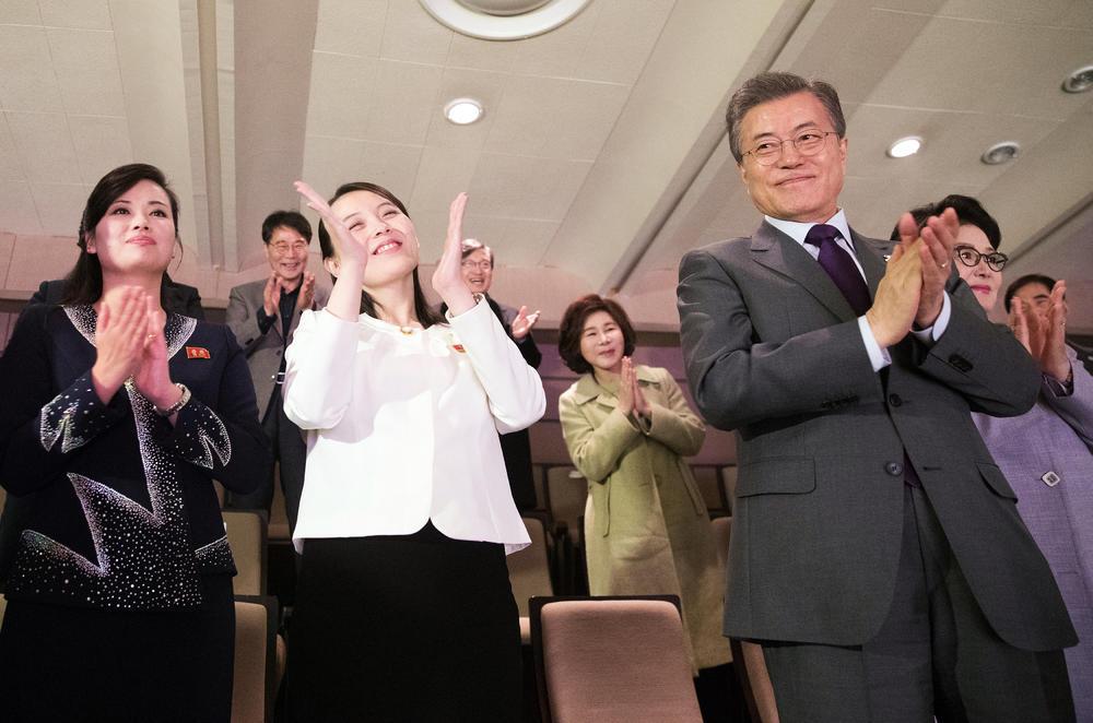 Сестрата на Ким ги полуде светските медиуми  Ја прогласија како севернокорејската Иванка Трамп  еве зошто