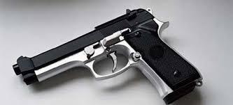 Пронајден пиштол во населбата Ѓорче Петров